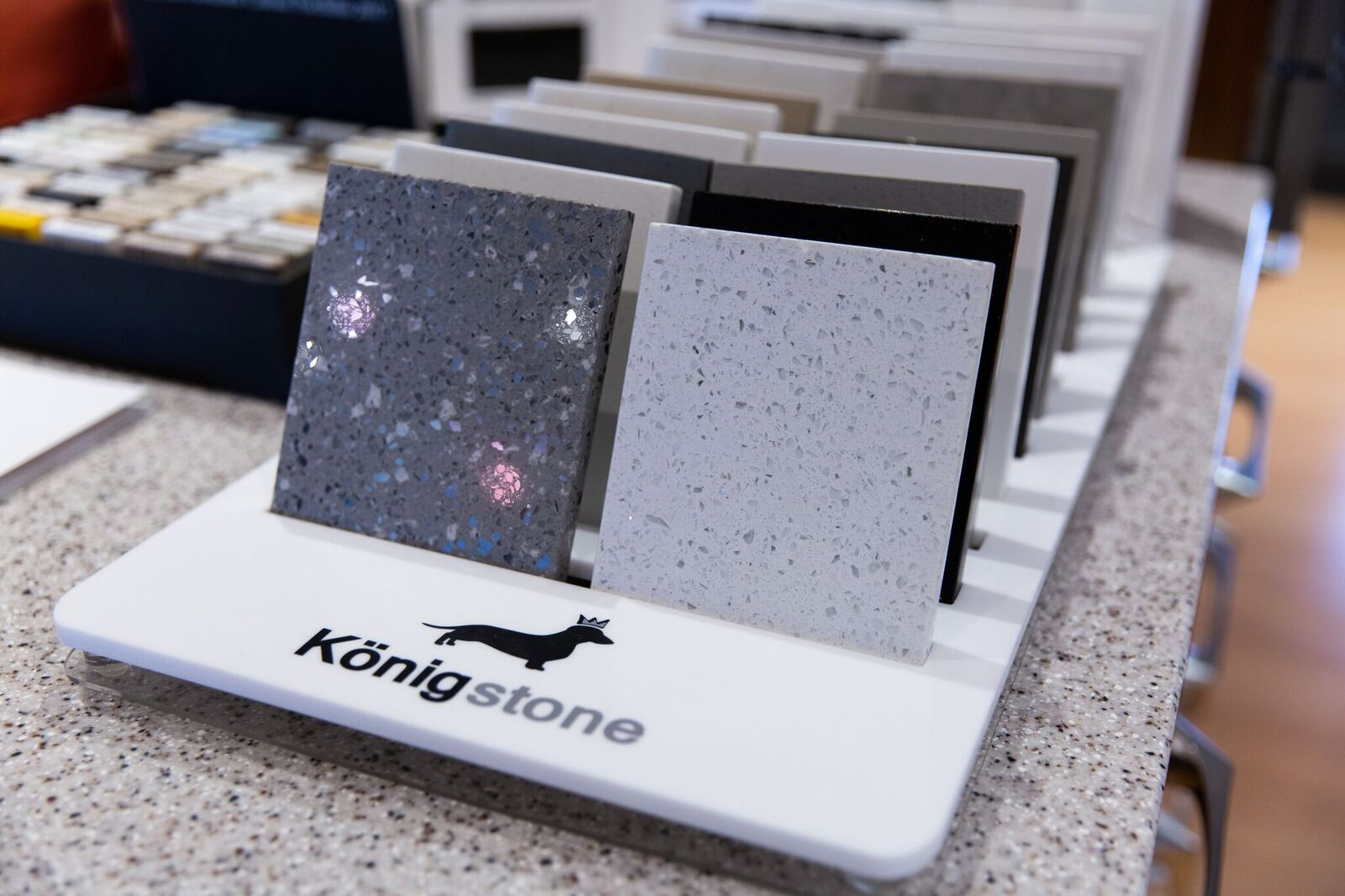 Königquartz – 28 colours to keep kitchens on trend