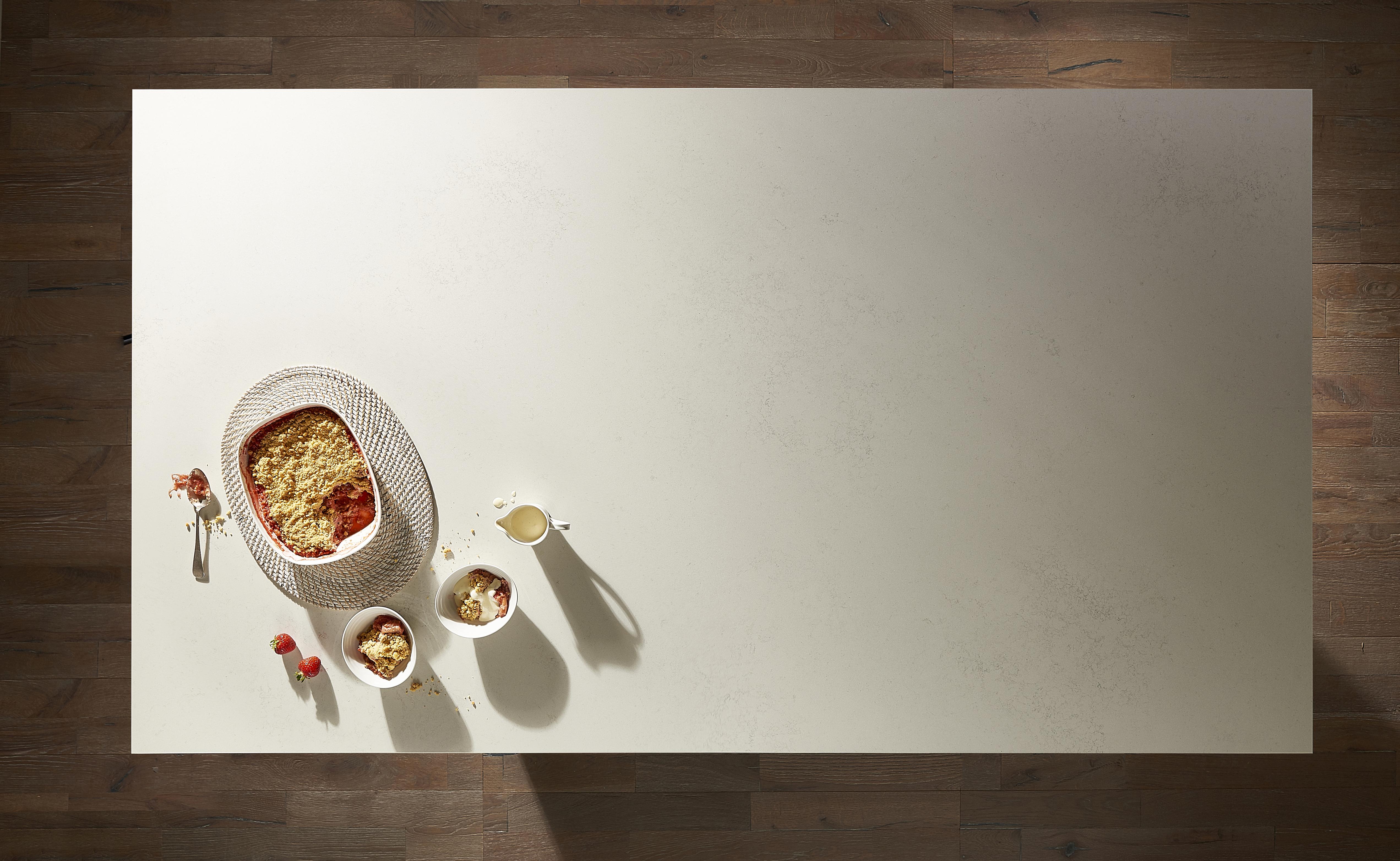 Lighten up your kitchen with Königstone's Concrete Sand
